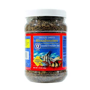 Premium Freeze Dried Food: San Francisco Bay Freeze Dried Bloodworms