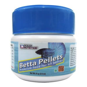 The Best Pellet Food: Ocean Nutrition Atison's Betta Food