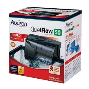 Aqueon Quiet Flow Power Filter