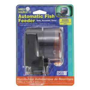 Simple Automatic Betta Fish Feeder