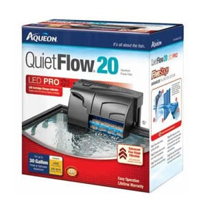 Aqueon QuietFlow Power Filter