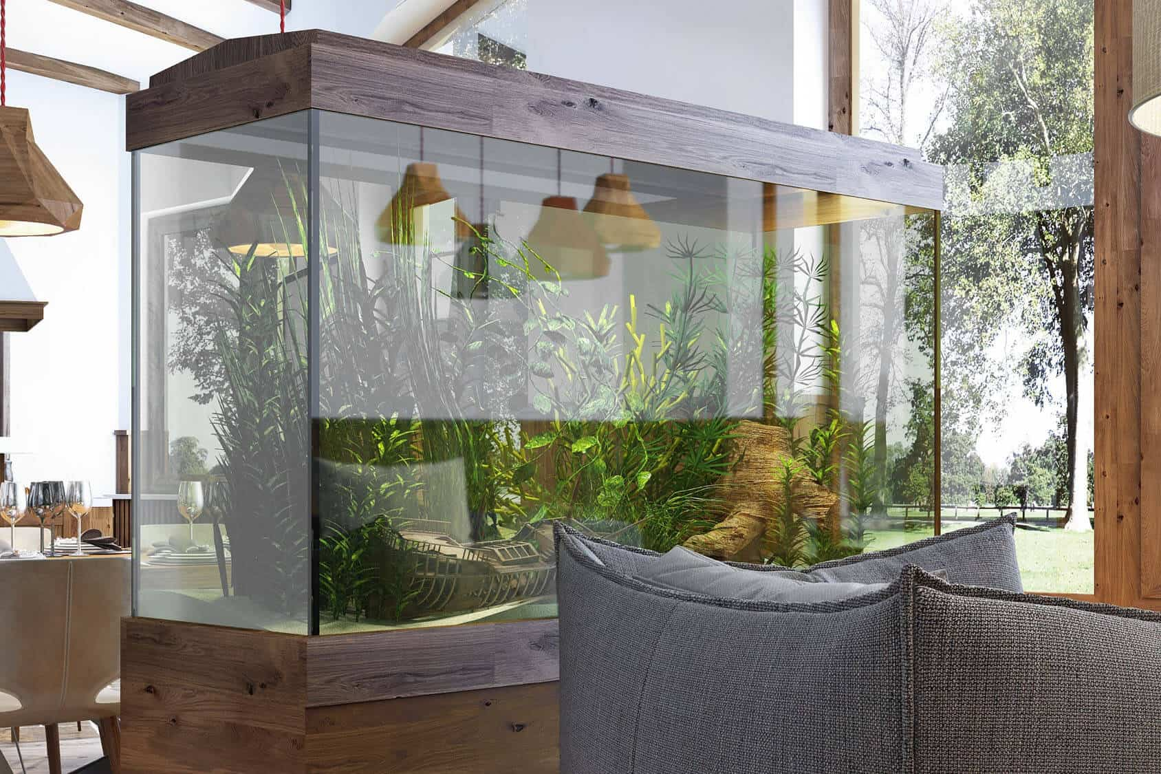 100 Gallon Fish Tank Guide The Ultimate Aquarium?