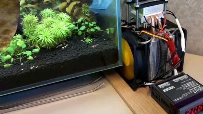 build your own aquarium chiller